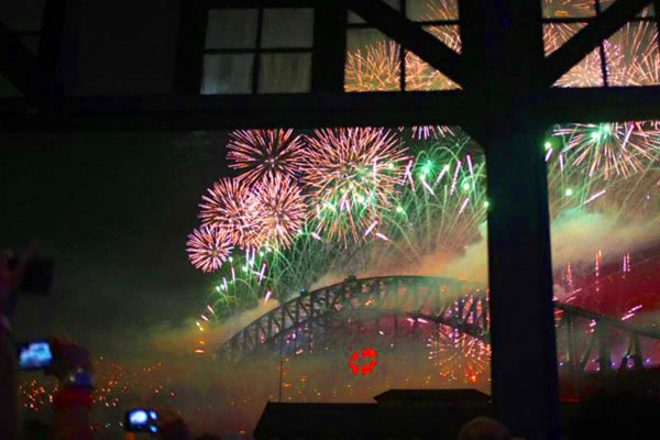 Light up the Sky – It's New Year's Eve in Sydney