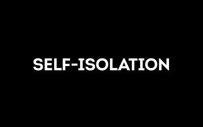Self-Isolation Procedures